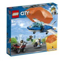 LEGO City 60208 - Légi rendőrségi ejtőernyős letartóztatás