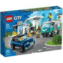 LEGO City 60257 - Benzinkút