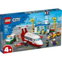 LEGO City 60261 - Központi repülőtér