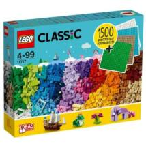 LEGO Classic 11717 Elemek, elemek, lapok