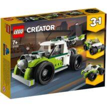 LEGO Creator 31103 - Rakétás teherautó
