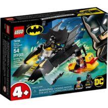 LEGO Super Heroes 76158 - Pingvinüldözés a Batboattal
