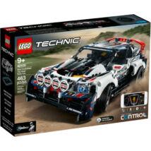 LEGO Technic 42109 - Applikációval irányítható Top Gear raliautó