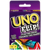 Mattel UNO Flip! kártyajáték, társasjáték