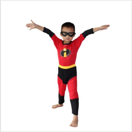 A hihetetlen család The Incredibles gyerek jelmez szett