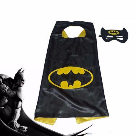 Batman gyerek jelmez kiegészítő - köpeny és szemmaszk