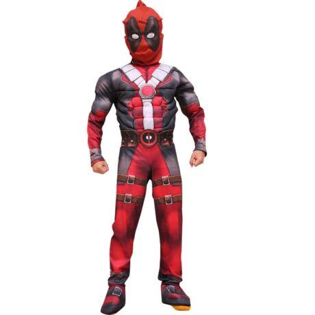 Deadpool halloween farsangi jelmez  - gyerek