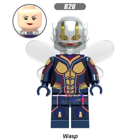Hangya és Darázs építőjáték figura - Wasp