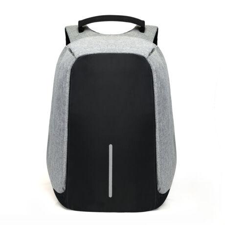 Lopásgátló laptop notebook hátizsák biztonsági táska USB töltőporttal