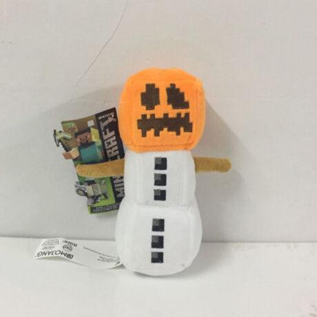 Minecraft plüss - Hóember Hógólem