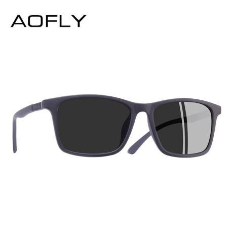 AOFLY polarizált modern férfi napszemüveg UV400 model: AF8086