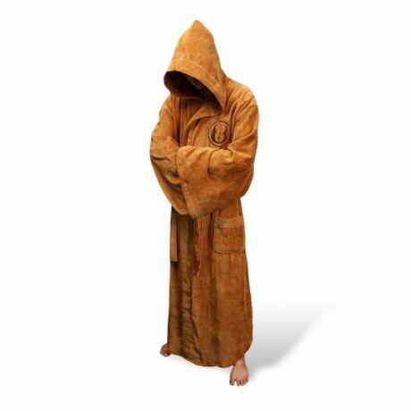 Star Wars Csillagok Háborúja fürdőköntös fürdőköpeny - Jedi, barna