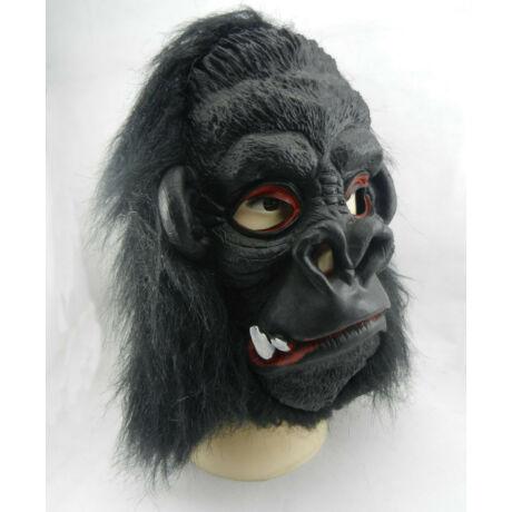 Gorilla majom halloween, farsangi maszk