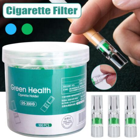 ADOUS kátrány szűrő cigaretta szipka, minifilter - 100 darab