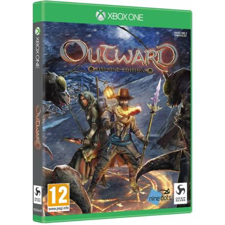 Deep Silver Outward - Day One Edition (XBOX ONE)
