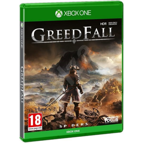 Focus Home Interactive GreedFall (XBOX ONE)