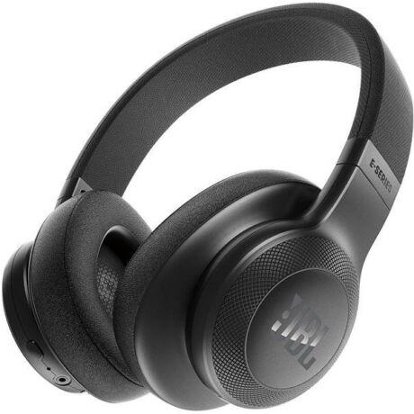 JBL E55 BT Bluetooth fejhallgató - fekete