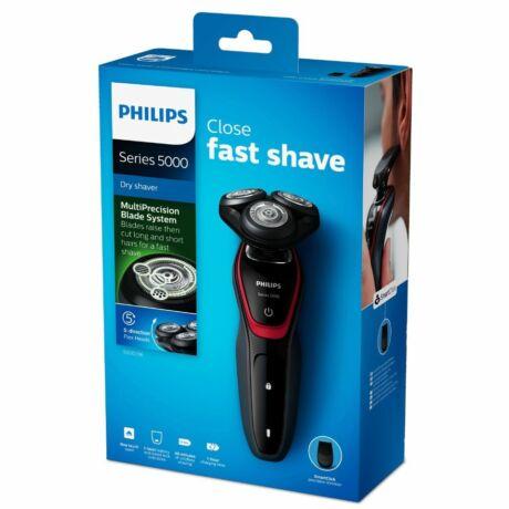 Philips S5130/06 Series 5000 AquaTouch elektromos borotva