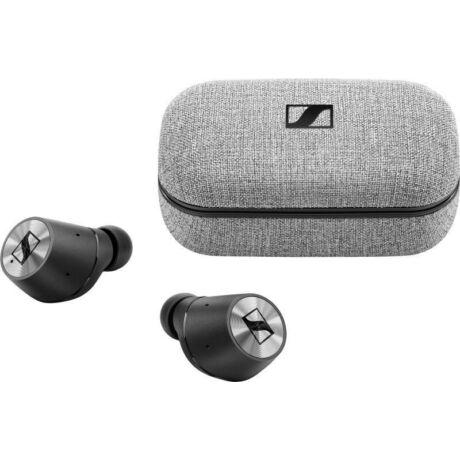 Sennheiser Momentum True Wireless (M3IETW) fülhallgató töltőtokkal