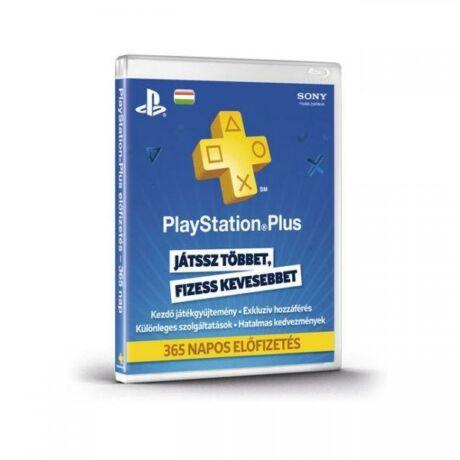 Sony PlayStation Plus: 12 Month Membership - 12 hónapos előfizetés