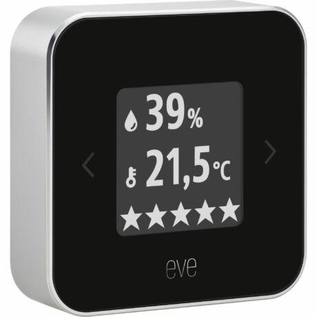 Eve Elgato Room beltéri páratartalom, levegőminőség monitorozó okos kiegészítő