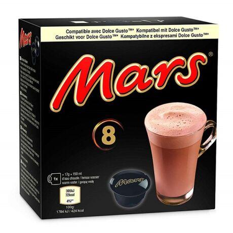 Nescafé Dolce Gusto kávékapszula (2x8 db) Mars
