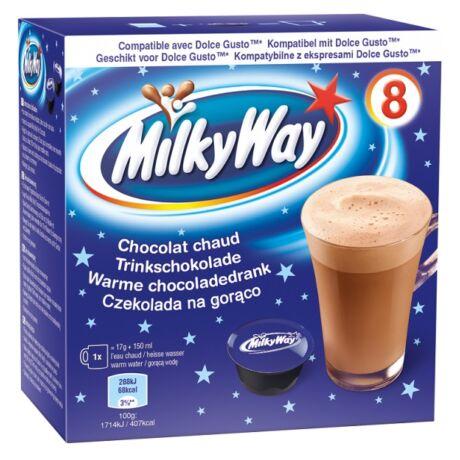 Nescafé Dolce Gusto kávékapszula (2x8 db) Milky Way
