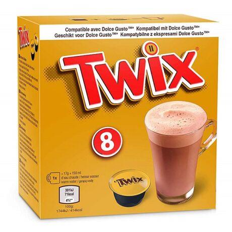 Nescafé Dolce Gusto kávékapszula (2x8 db) Twix