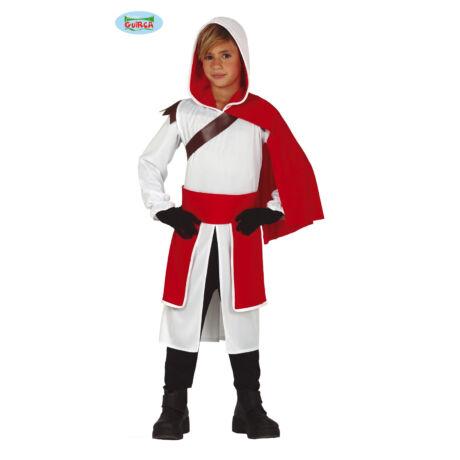 Assasin's Creed zsoldos, katona halloween farsangi jelmez szett