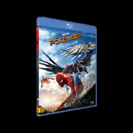 Pókember - Hazatérés (Blu-ray)