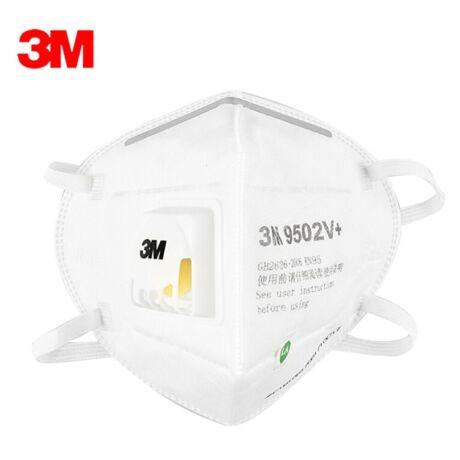 3M 9502V+ FFP2 KN95 szájmaszk