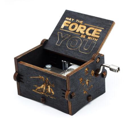 Star Wars zenedoboz, zenélő doboz