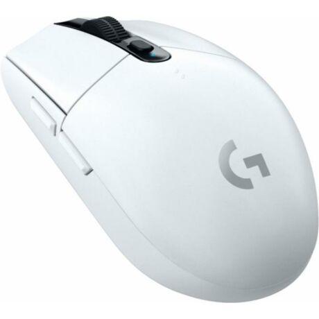 Logitech G305 (910-0052) gamer egér - fehér