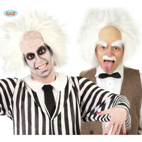 Einstein paróka - halloween farsangi kiegészítő