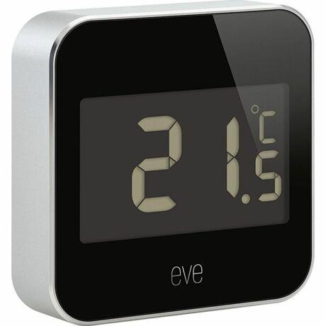 Elgato Eve Degree WIFI meteorológiai állomás, hőmérséklet, páratartalom monitor, okosotthon kiegészítő