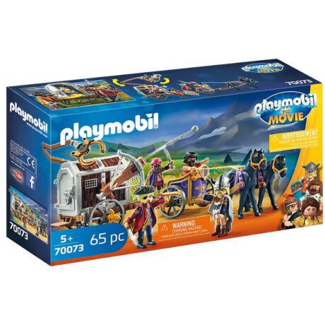 Playmobil 70073 - Charlie és a rabszállító