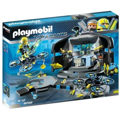 Playmobil 9250 - Dr Drone Irányítóterme