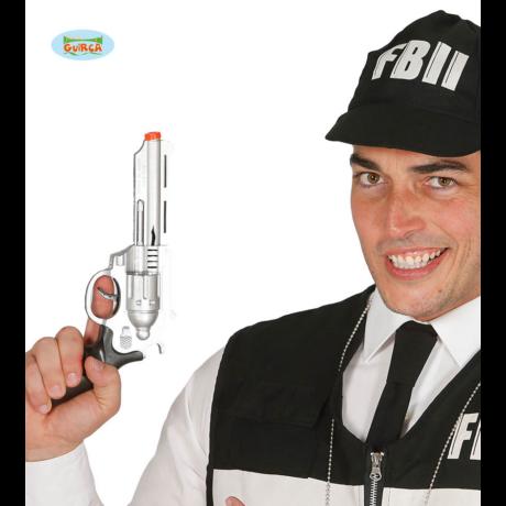 Jelmez kiegészítő - játékfegyver - forgótáras western pisztoly