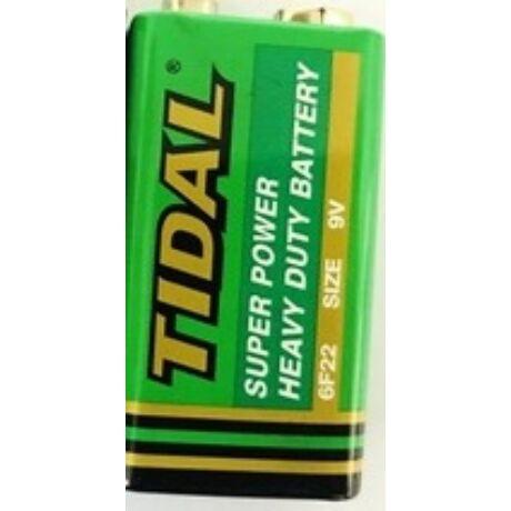 TIDAL 9V-os elem