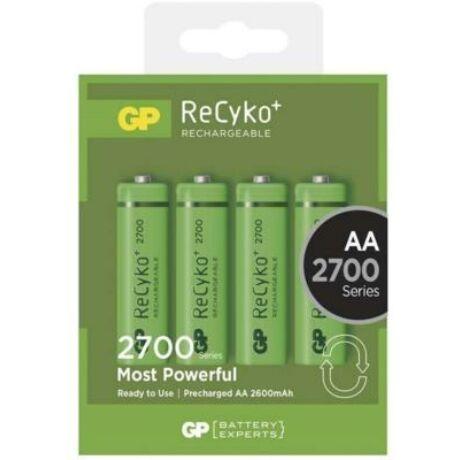 GP Batteries AA ReCyko 2700mAh - B14074 (4db)