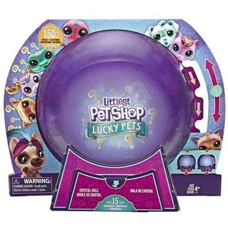 Hasbro Littlest Pet Shop Szerencsés kiskedvenc Kristálygömb