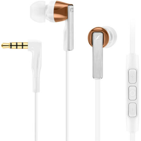 Sennheiser CX 5.00i (502737) fülhallgató, headset - fehér