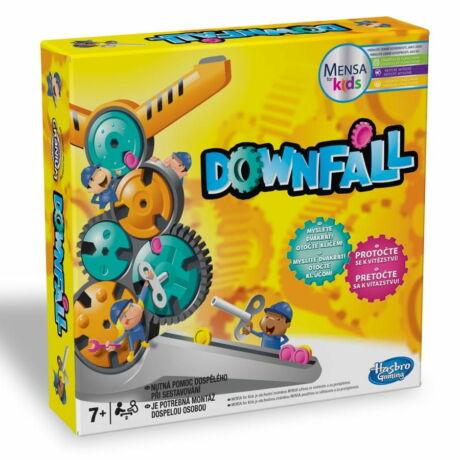 Hasbro Downfall társasjáték