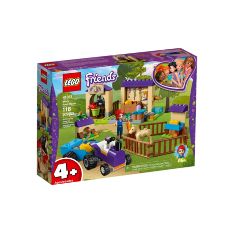 LEGO Friends 41361 - Mia istállója