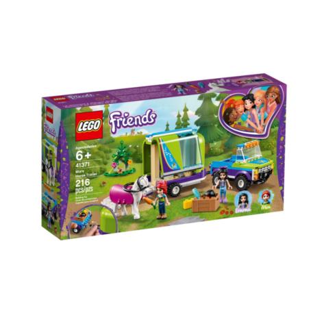 LEGO Friends 41371- Mia lószállító utánfutója)