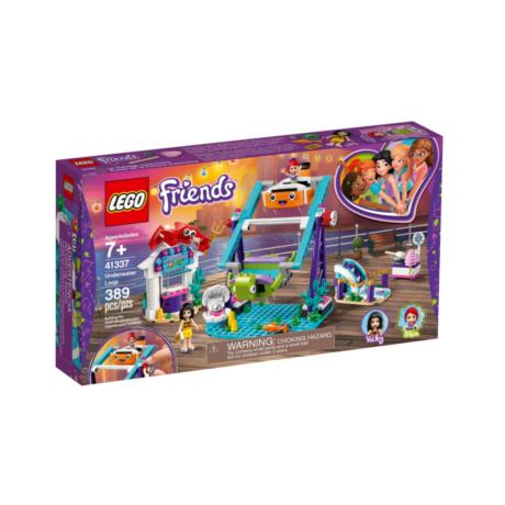 LEGO Friends 41337 - Víz alatti hinta