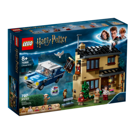 LEGO Harry Potter 75968 - Privet Drive 4