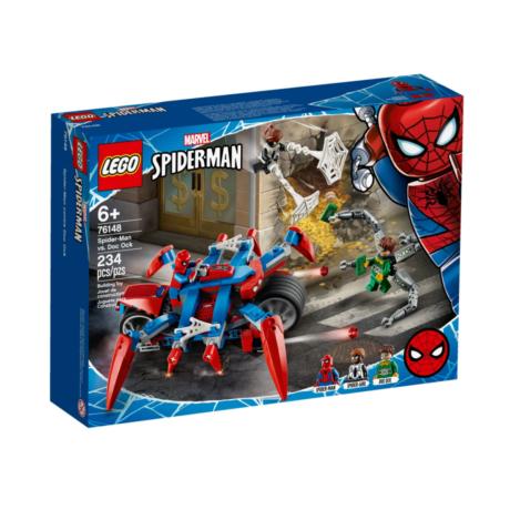 LEGO Marvel Super Heroes 76148 - Pókember Doc Ock ellen
