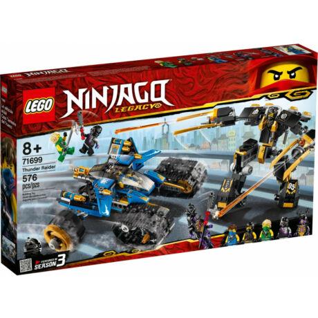 LEGO Ninjago 71699 - Viharjáró