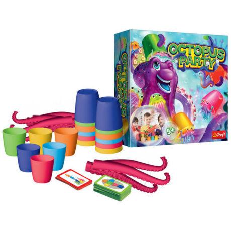 Octopus Party társasjáték